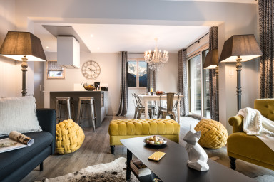 Ski Spa Thermalisme, Les 3 Vallées, cosy apartment