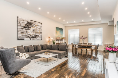 Luxurious 2 bedroom 2 bathroom in Old Montreal