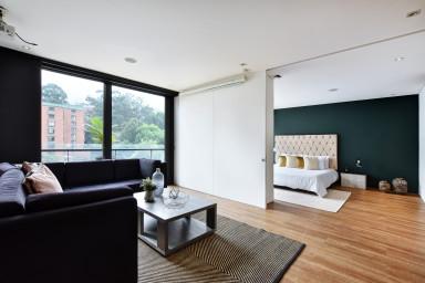 Luxury 2 bedrooms + balcony - Energy 801