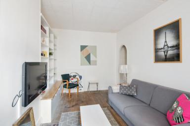 Studio spacieux et cosy, proche du Jardin du Luxembourg