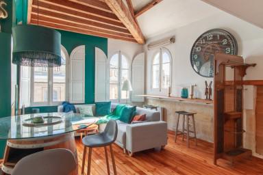 Appartement design et déco, Bordeaux centre-ville