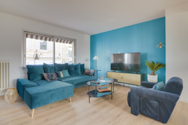 IMMOGROOM - 2 min from Palais - Fully Renoved- 90m² - A/C- CONGRESS/BEACHES