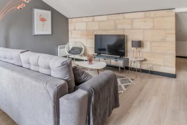 Très bel appartement une chambre au coeur des chartrons