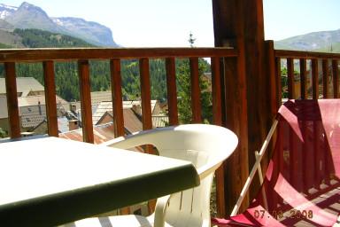 Appartement plein Sud face à la forêt - Brigitte Pic