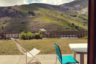 Appartement face à La Meije & ses glaciers - Brigitte Pic
