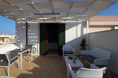 Casa Désirée - tipica abitazione con terrazzo