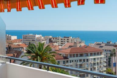 IMMOGROOM - Appartement avec terrasse vue mer et clim - CONGRES/PLAGES