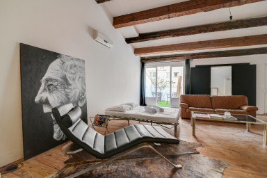 IMMOGROOM - LOFT  3 min from PALAIS - A/C - Terrace - CONGRESS/BEACHES