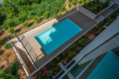 Appartement moderne avec piscine et parking, vue sur la mer - Welkeys