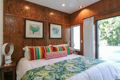 Kailua Beach Studio - Tiki Room