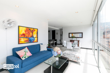 furnished apartments medellin - Nueva Alejandria 1304