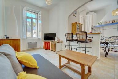 IMMOGROOM - Appartement cosy et au calme - Style provençal -CONGRESS/PLAGES