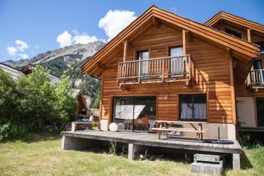 Le Mètis: Hameau des Thures Nevache Hautes Alpes