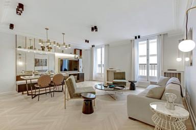 2BR/2BA Rivoli/Louvre - Serviced Apartment | HR2