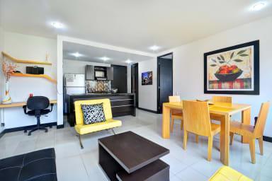 furnished apartments medellin - Nueva Alejandria 507