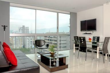 furnished apartments medellin - Nueva Alejandria 1703