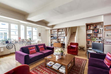 GuestReady - Bright and spacious duplex in the heart of Paris