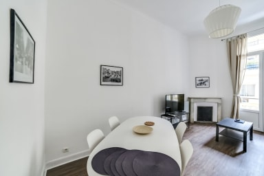 Very nice typical apartment between Carré d'Or and Old Nice – Welkeys