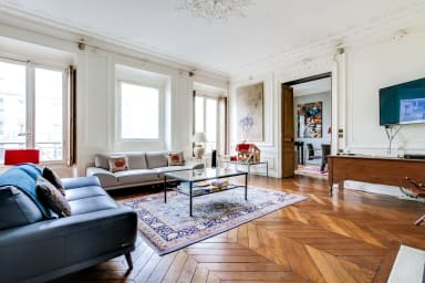 Very nice 212 sqm apartment near République