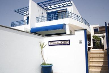 Villa de la Cruz |Precioso adosado con piscina privada y vistas al mar