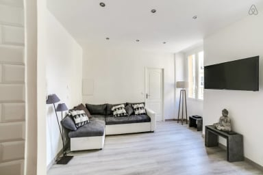 Very nice 1br ideally located close to Place Masséna in Nice – Welkeys