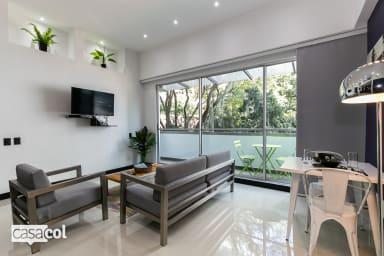 furnished apartments medellin - Nueva Alejandria 103