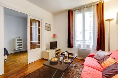 Comfy flat at the heart of the 11th Arrondissement