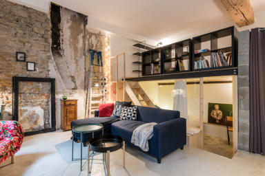 Bel appartement bucolique et cosy en plein coeur de Lyon