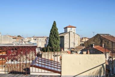 Ravissant T2 en duplex avec terrasse