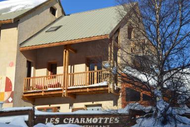 Le Balcon des Charmottes, logement éco-responsable à Névache