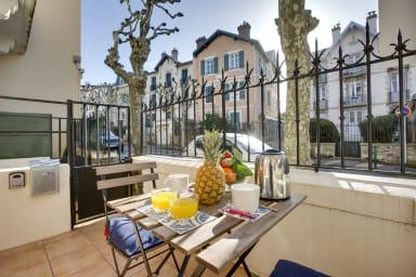 Appartement Le bâteau de Biarritz - W242