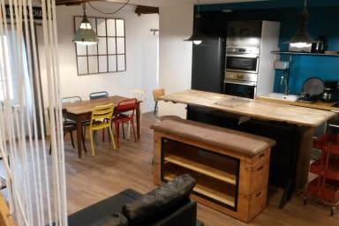 Appartement cosy en plein centre de Bayeux