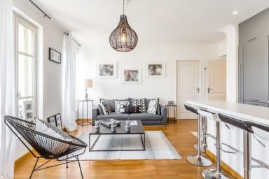 Appartement design au cœur de Marseille - W268