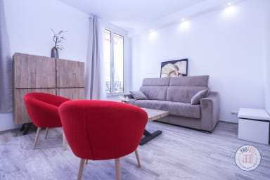 Appartement Thésé / 2 bedrooms with AC at 100 meters from the beaches