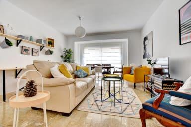 Decor Apartment, apartamento en alquiler por meses en Palma de Majorca