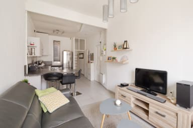 Comfortable flat in the heart of Nice - W379