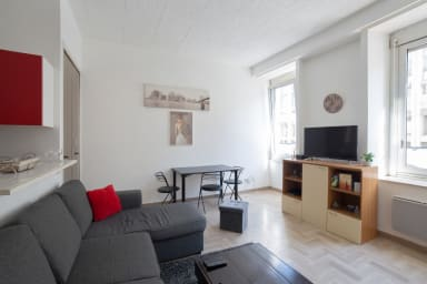 Comfortable studio with AC in the heart of Nice - W350
