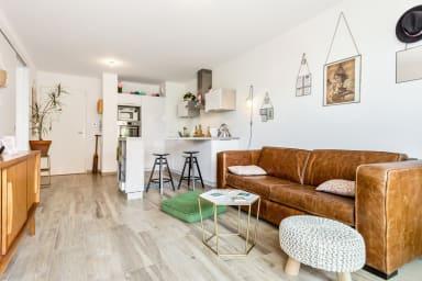 Appartement terrasse au coeur de Marseille - W450