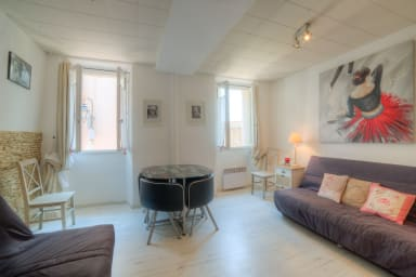 IMMOGROOM Quartier historique Suquet-8 min Palais- CONGRES/PLAGES-