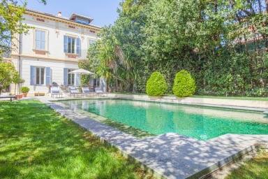 VANEAU ☀️ Magnifique villa piscine jardin