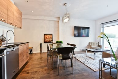 2 Bedroom 2 bathroom apartment in the Old Montreal