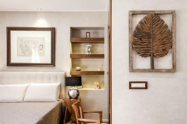 Gorgeous double bedroom decor