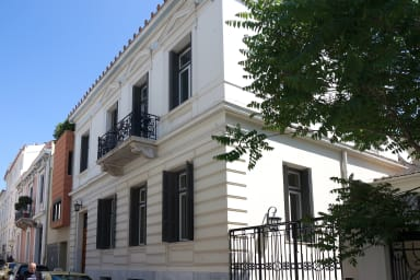 The White House Plaka Mansion by JJ Hospitality