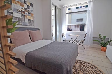 Biarritz downtown cozy studio, 5 min to Beach