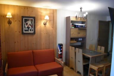 Appart 4* - Piscine - Sauna - Wifi - 40m² - Super équipé - Pied des pistes