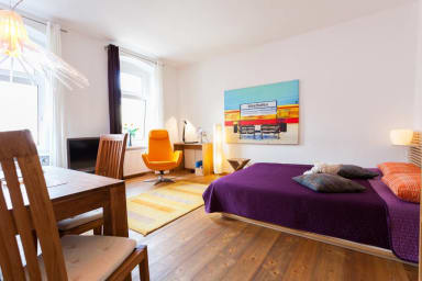 Westhafen Studio Apartment