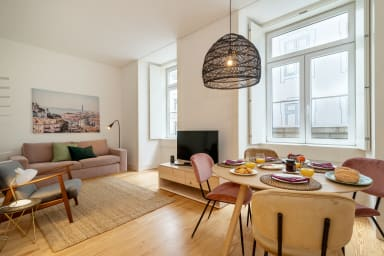 Brand new one-bedroom in downtown Lisbon