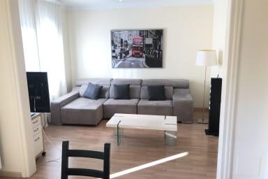 Nuevo! Apartamento de 110m2 para 5 personas en Pedralbes