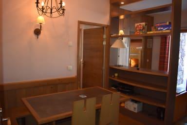 Appart 4* - Piscine - Sauna - Wifi - 44m² - Super équipé - Pied des pistes