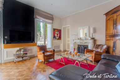 Wonderful 3 bedroom with big garden - Dodo et Tartine